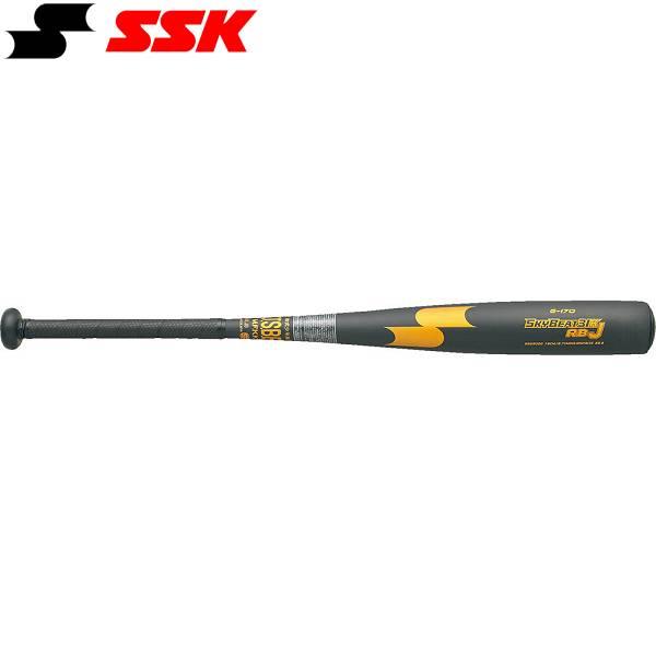 ◆◆ <エスエスケイ> SSK スカイビート31K RB J SBB5000 (9038:ブラック×ゴールド) (野球・ソフトボール)