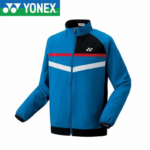 ◆◆ <ヨネックス> YONEX ユニウィンドウォーマーシャツ 70062 (496:サンセットレッド) テニス