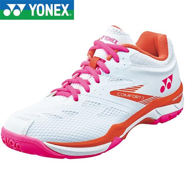 ヨネックス YONEX パワークッションコンフォート3ウィメン バドミントンシューズ 062 セール特別価格 SHBCF3L 激安通販ショッピング