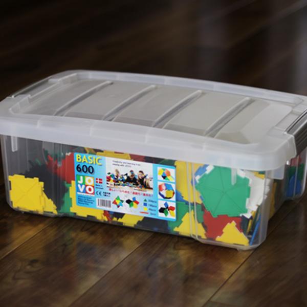 ジョボブ ロック 600ピース 知育玩具 誕生日 プレゼント パズル ジョボシステム