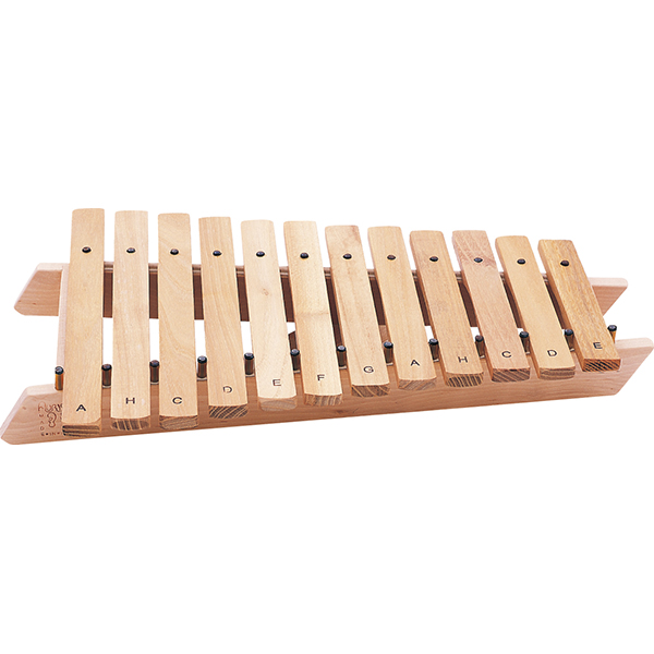 木琴 アウリス シロホン ダイヤトニック 12音 木のおもちゃ 子供 知育玩具 誕生日 楽器 幼児教育 シュタイナー 女の子 男の子 1歳