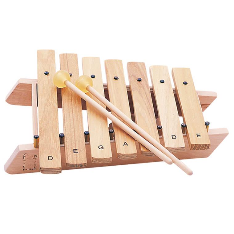 木琴 アウリスシロホン ペンタトニック 7音 アウリス Auris 木のおもちゃ 子供 楽器 人気 誕生日 幼児教育 シュタナー 知育玩具 女の子 男の子