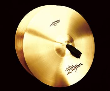 Zildjian/A Zildjian Symphonic Germanic Tone 20【ジルジャン シンバル】