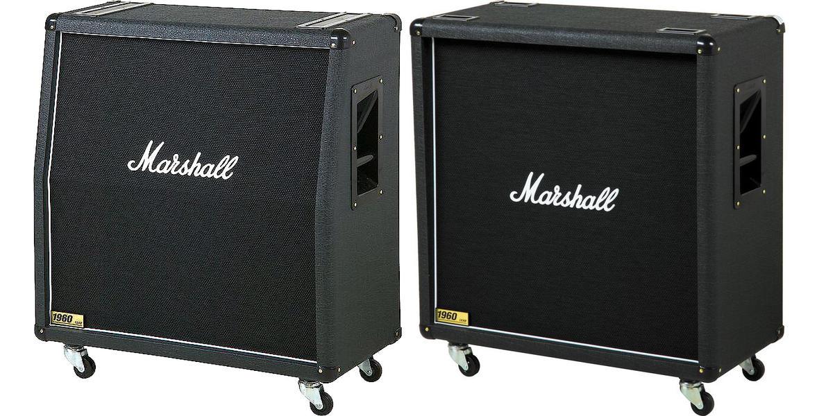 (P)Marshall/キャビネット 1960A.1960B【マーシャル】【代引き不可】【沖縄・北海道・離島発送不可】
