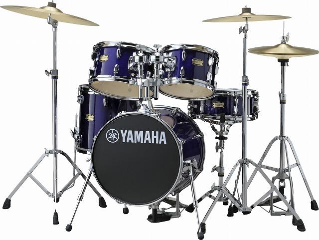 YAMAHA/Manu Katche Signature ジュニアキット シェルパック JK6F5【ヤマハ】