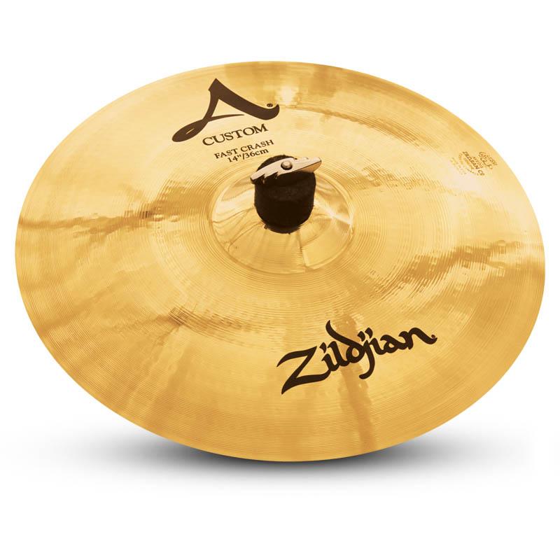 Zildjian/A Custom ファースト クラッシュ 14【ジルジャン シンバル】