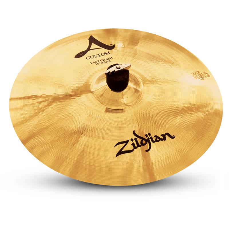 Zildjian/A Custom ファースト クラッシュ 15【ジルジャン シンバル】