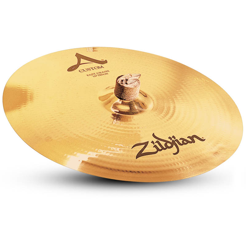 Zildjian/A Custom ファースト クラッシュ 16【ジルジャン シンバル】