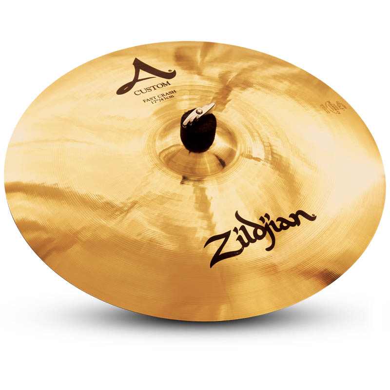 Zildjian/A Custom ファースト クラッシュ 17【ジルジャン シンバル】