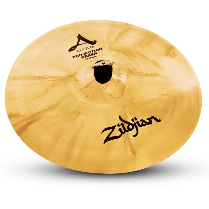 Zildjian/A Custom プロジェクション クラッシュ 17【ジルジャン シンバル】