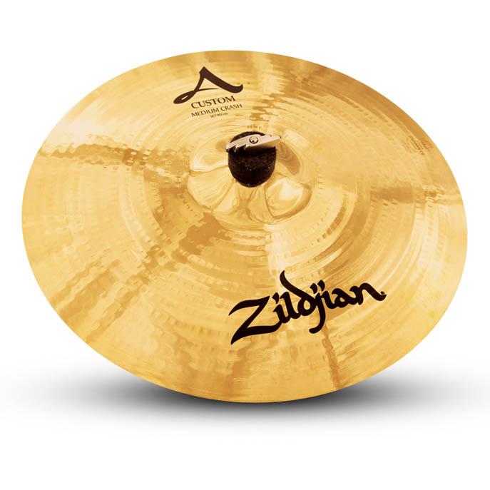 Zildjian/A Custom ミディアム クラッシュ 16【ジルジャン シンバル】