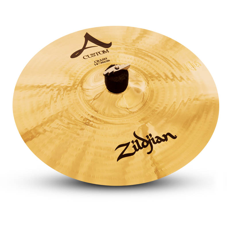 Zildjian/A Custom クラッシュ 14【ジルジャン シンバル】