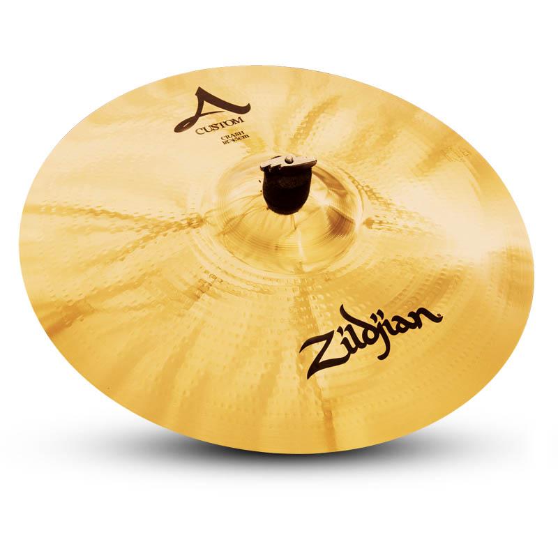 Zildjian/A Custom クラッシュ 18【ジルジャン シンバル】