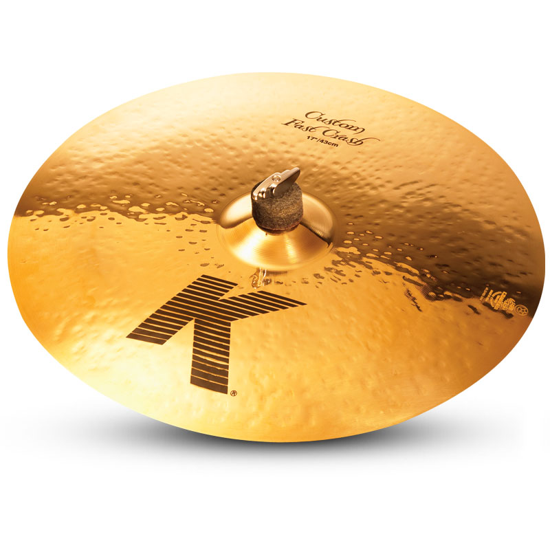 Zildjian/K Custom Fast Crash 17【ジルジャン シンバル】