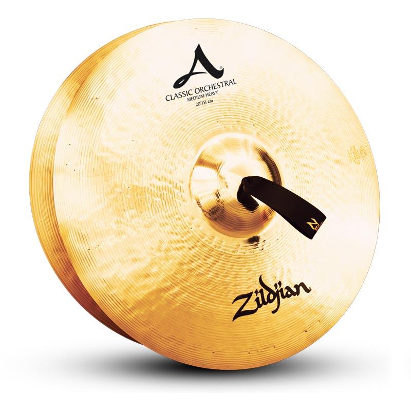 Zildjian/A Zildjian Classic Orchestral MH 20【ジルジャン シンバル】