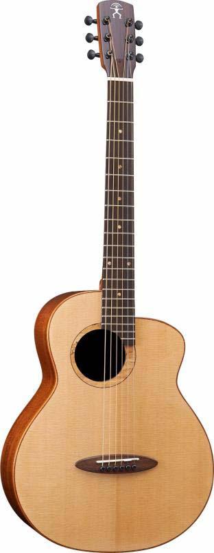 aNueNue/aNN-M100 BirdGuitar ミニアコースティックギター ミニギター トラベルギター【アヌエヌエ】【アウトドア】