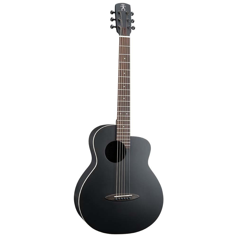 aNueNue/aNN-ML16 Lumiblack Bird アコースティック・ギター【アヌエヌエ】【アウトドア】