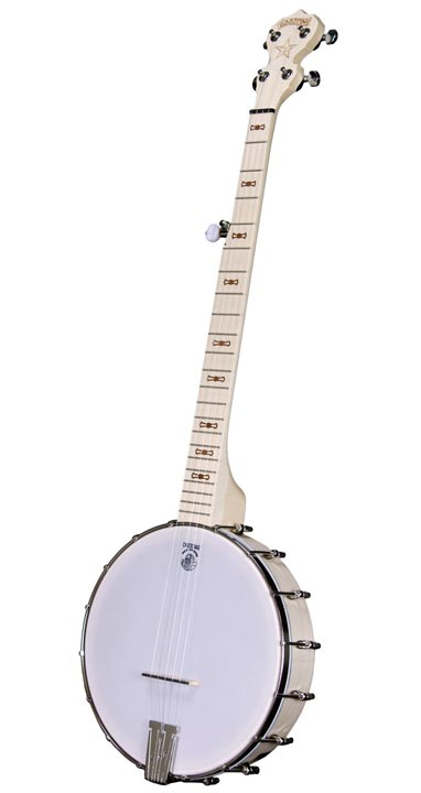 まとめ買いでお得 3 980円以上送料無料 一部地域を除く Deering Banjo Open ディーリング バンジョー 手数料無料 GOODTIME 新作 Back