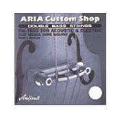 ARIA/SWB専用弦 FW-1800 アップライトベース弦(4弦セット)【アリア】