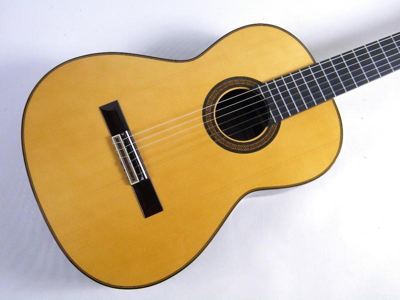 JOSE ANTONIO/クラシックギター NO.2【ホセアントニオ/Made in SPAIN】