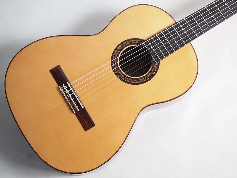 ARIA/スペイン製クラシックギター ACE-5S スプルーストップ【アリア】