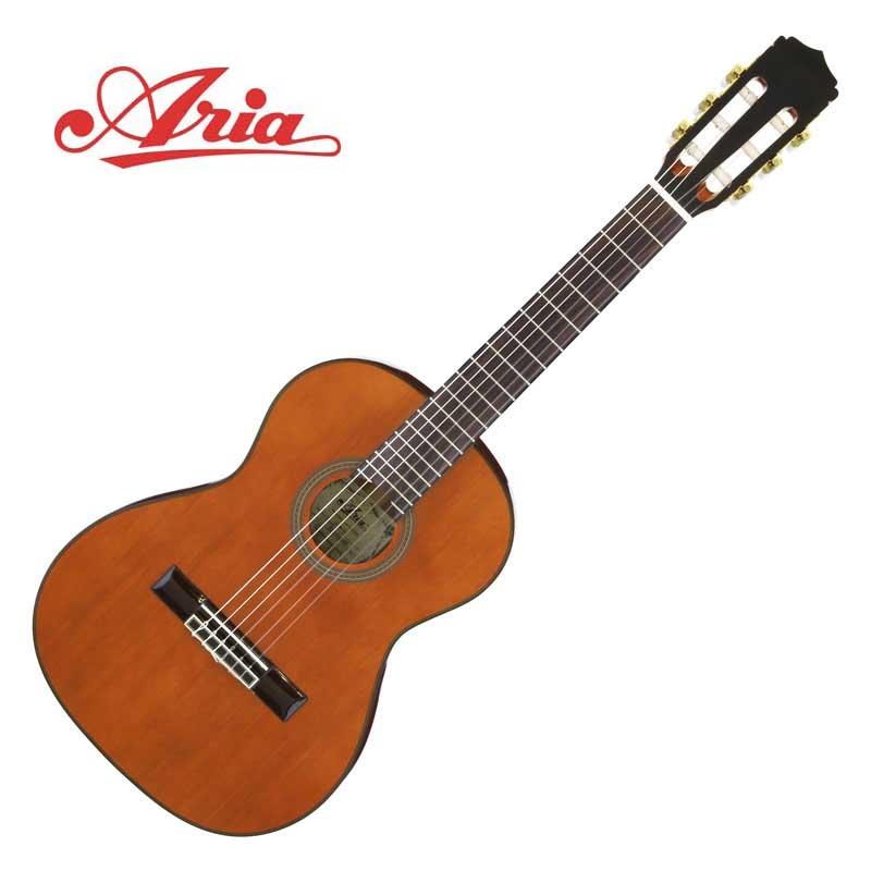 ARIA/ミニ クラシックギター A-20-53(弦長530mm)ミニギター トラベルギター【アリア】【アウトドア】