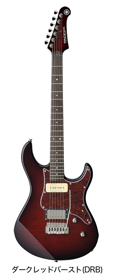 YAMAHA/エレキギター PACIFICA 611VFM Seymour Duncan SP90-1&Custom5搭載【ヤマハ】