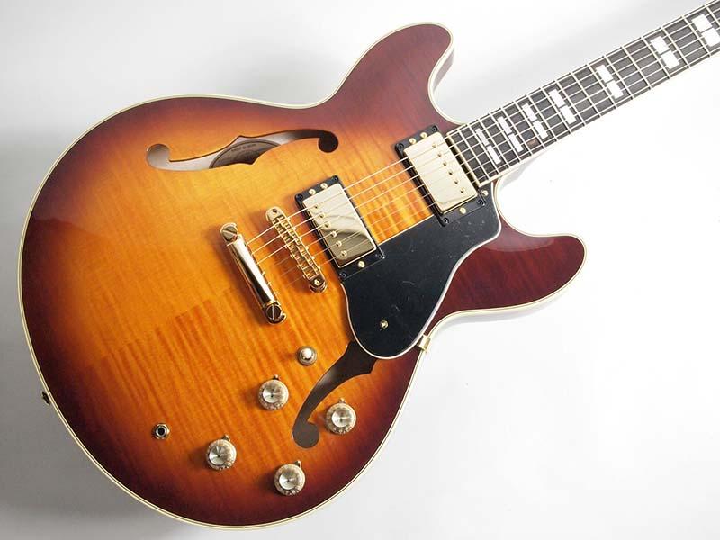 YAMAHA/エレキギター SA2200-VS セミアコ【ヤマハ】