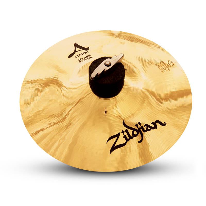 Zildjian/A Custom スプラッシュ 8【ジルジャン シンバル】