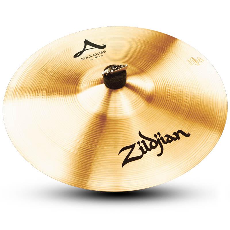 Zildjian/A Zildjian ロック クラッシュ 16【ジルジャン シンバル】