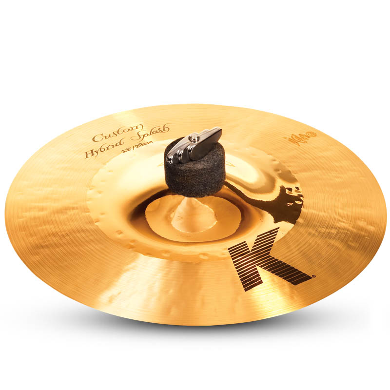 Zildjian/K Custom Hybrid Splash 11【ジルジャン シンバル】