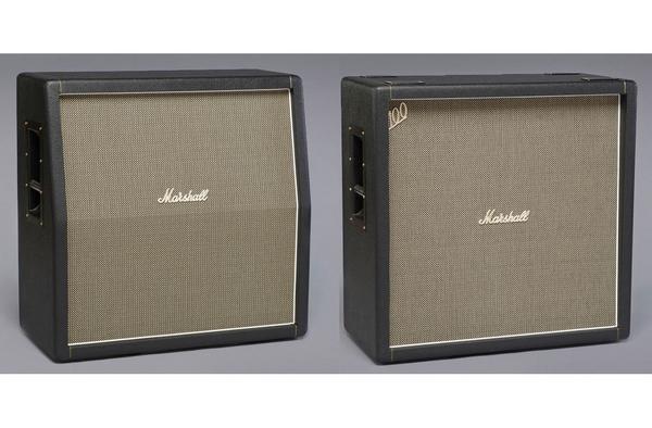 Marshall/Handwired Series Cabinet 【1960AHW.1960BHW】【マーシャル】【沖縄・北海道・離島発送不可】
