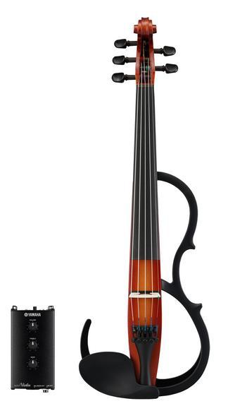 YAMAHA/サイレントバイオリン5弦 SV255 SV-255【ヤマハ】