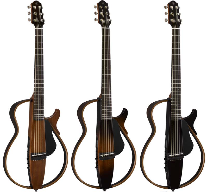 YAMAHA/サイレントギター SLG200S【ヤマハ】