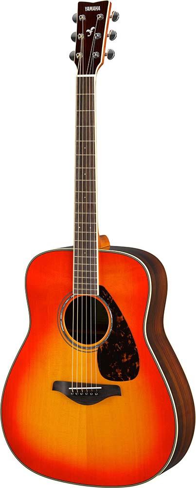 YAMAHA/FG830 アコースティックギター オータムバースト(AB)【ヤマハ】