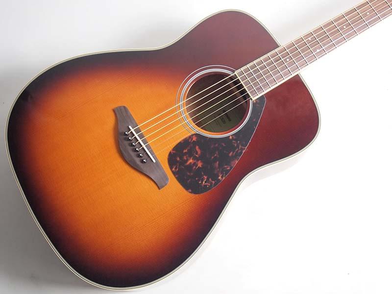YAMAHA/FG820 アコースティックギター ブラウンサンバースト(BS) FG-820【ヤマハ】