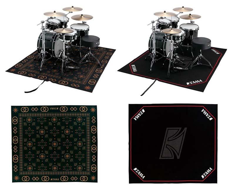 TAMA/ドラムセッティングカーペット TDR-OR,TDR-TL【タマ】