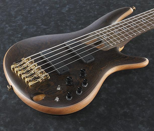 Ibanez/6弦ベース Prestige SR5006-OL【アイバニーズ】 【Ibanez・Made in Japan】
