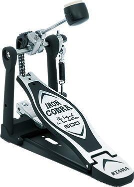 TAMA/HP600D シングルペダル Iron Cobra 600 -Duo Glide-【タマ】