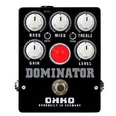 OKKO/DOMINATOR MKII -BLACK- ディストーション【オッコー】
