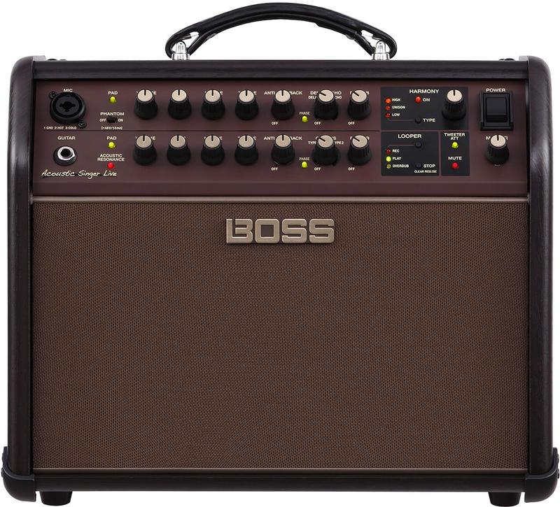 BOSS/ACS-LIVE Acoustic Singer Live 60Wアコースティック・ギターアンプ マルチエフェクター内蔵【ボス】
