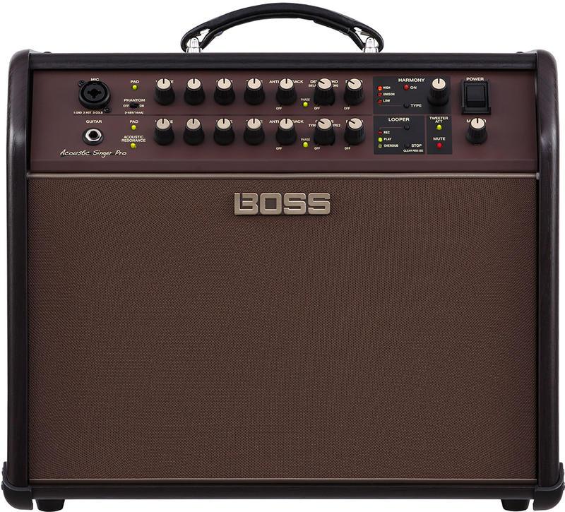 BOSS/ACS-PRO Acoustic Singer Pro 120Wアコースティック・ギターアンプ マルチエフェクター内蔵【ボス】