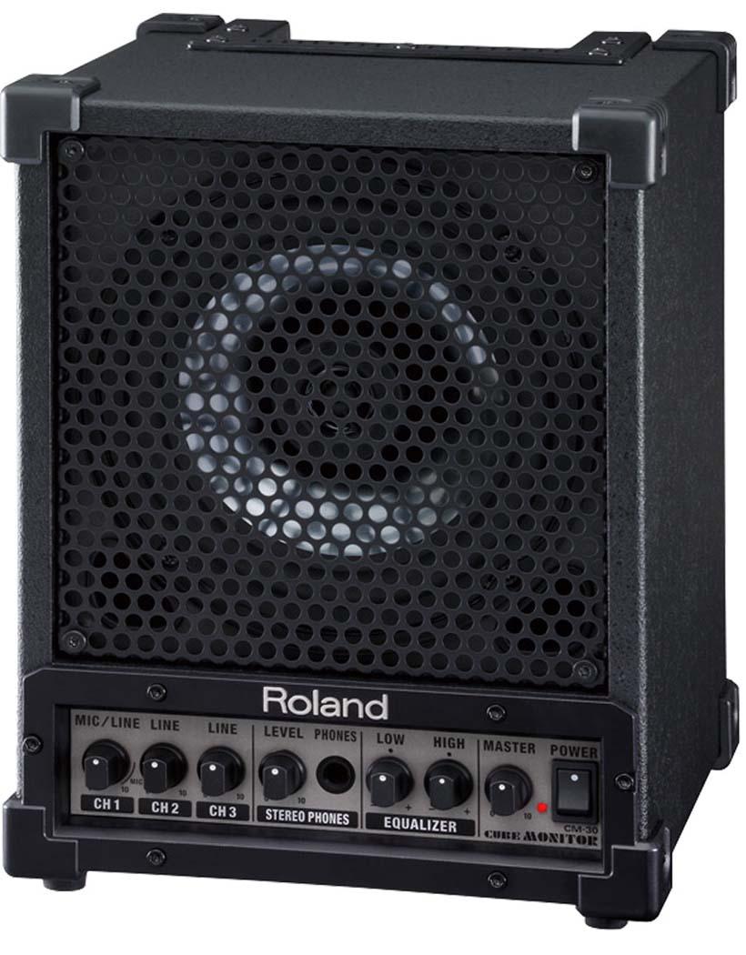Roland/Cube Monitor CM-30 小型多目的モニター・アンプ【ローランド】