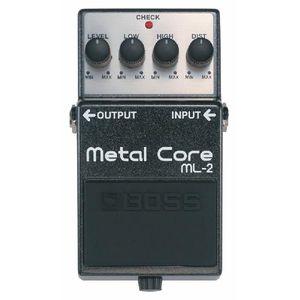 BOSS/Metal Core ML-2 メタル・コア (ディストーション)【ボス】