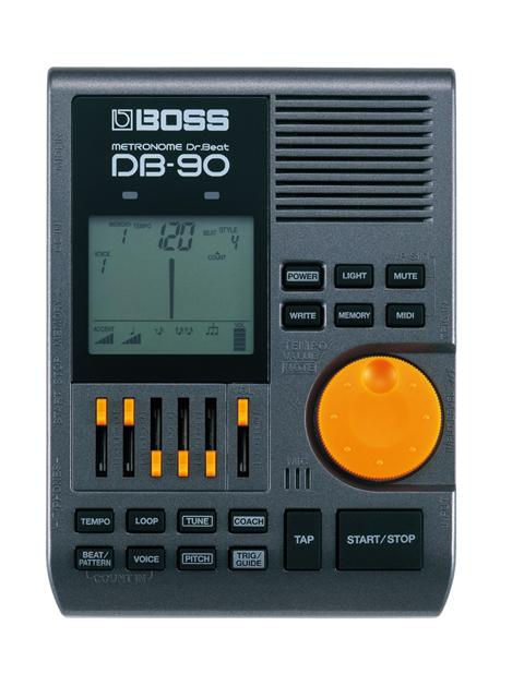BOSS/Dr. Beat DB-90 ドクタービート 電子メトロノーム【ボス】