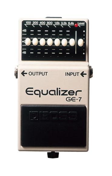 BOSS/Equalizer GE-7 イコライザー【ボス】