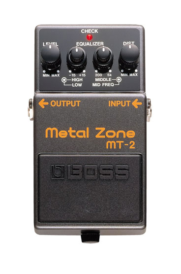 BOSS/Metal Zone MT-2 メタル・ゾーン【ボス】