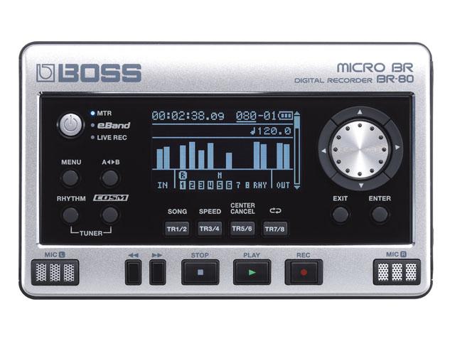 BOSS/MICRO BR BR-80 デジタル・レコーダー【ボス】