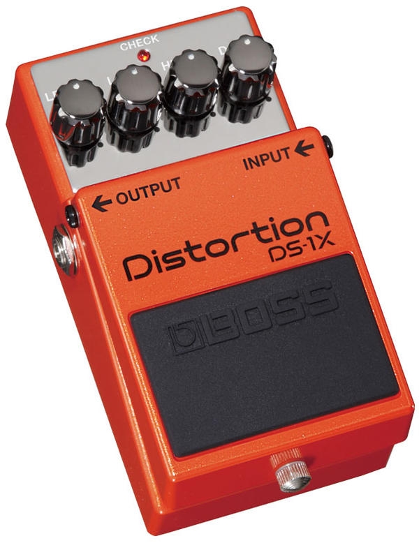 (P)BOSS/Distortion DS-1X ディストーション【ボス】