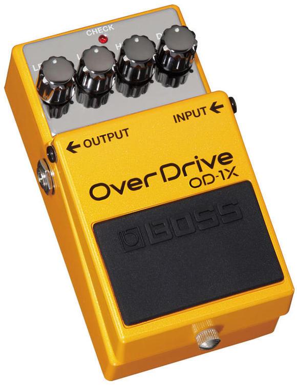 (P)BOSS/Overdrive OD-1X オーバードライブ 【ボス】